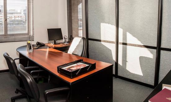 oficinas equipadas oficinas en el puerto